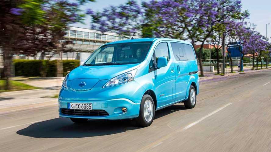Nissan e-NV200: Der Nachfolger ist in Sicht