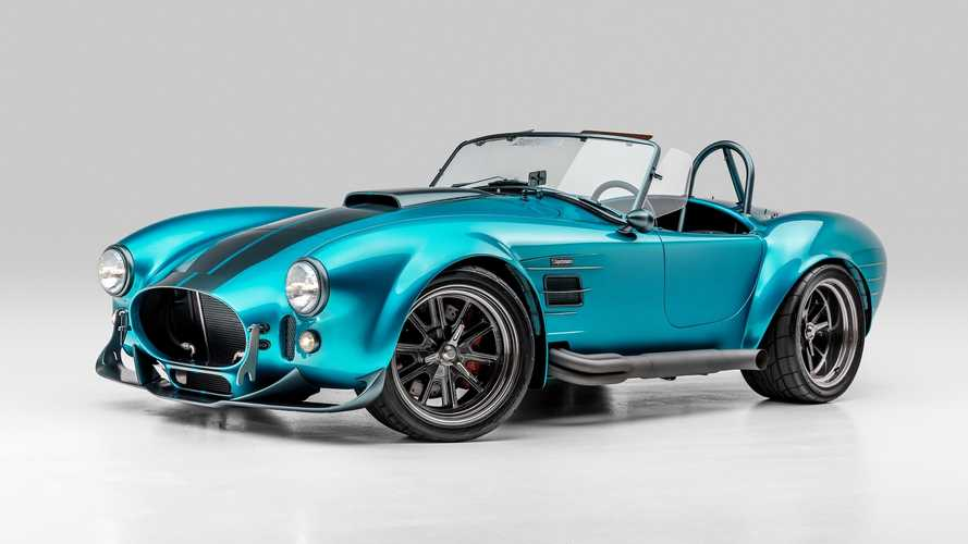 Superformance MKIII-R Cobra: una genial réplica moderna