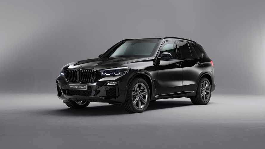 BMW X5 Protection VR6 (blindado)