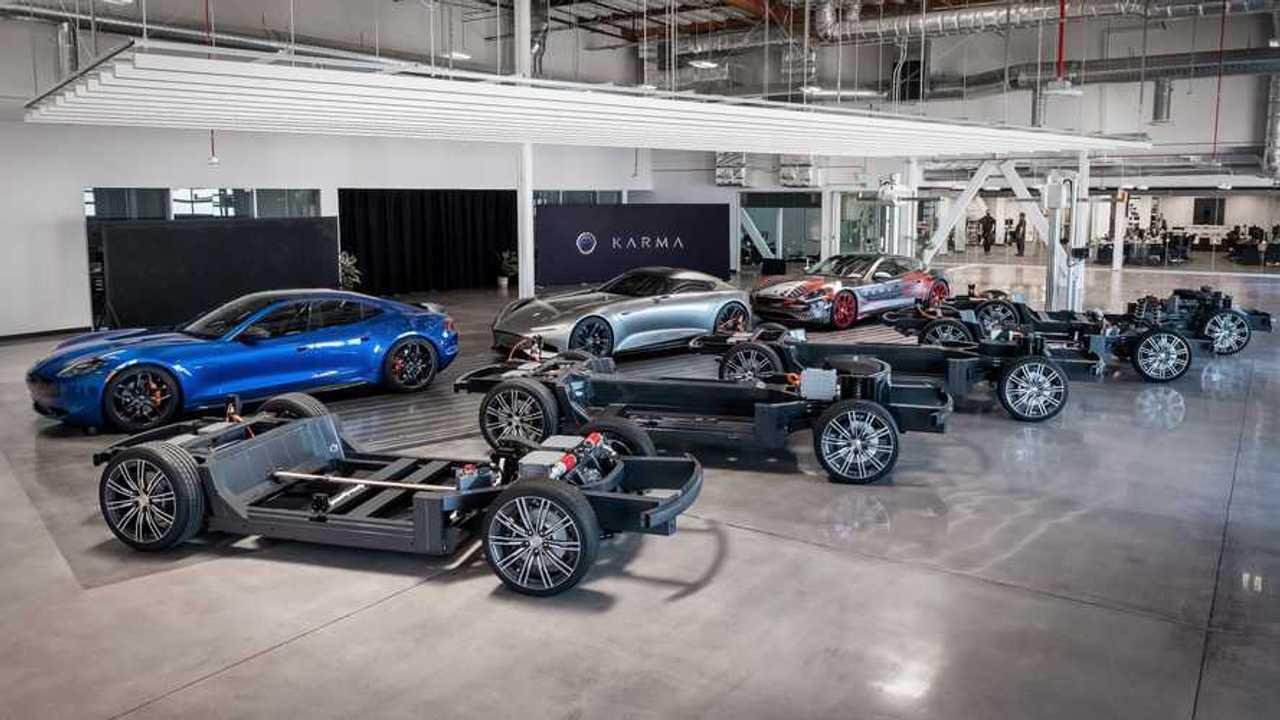 Karma Automotive E-Flex Platforms