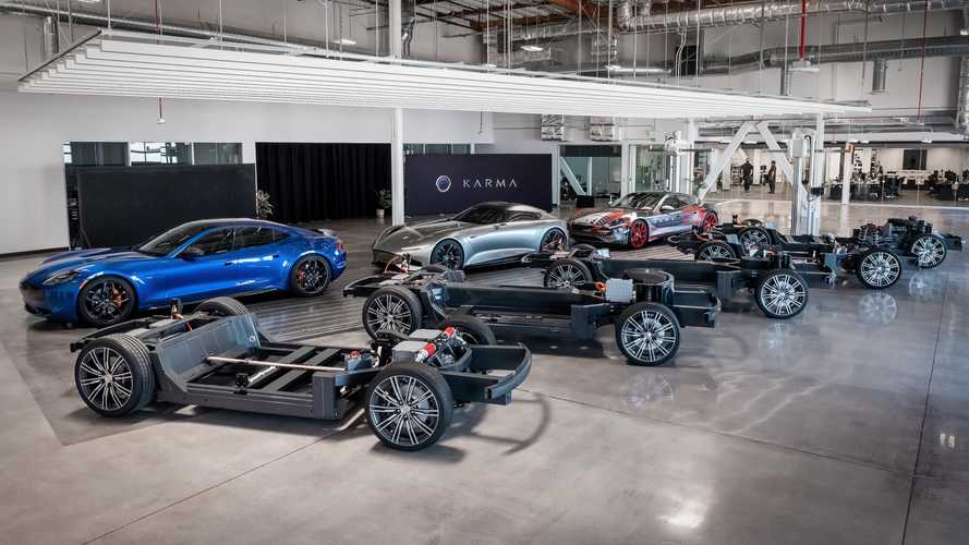 Check Out All Of The Karma Automotive E-Flex Platforms