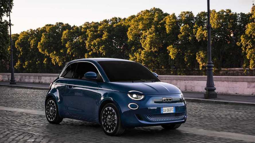 Fiat 500e edição especial la Prima