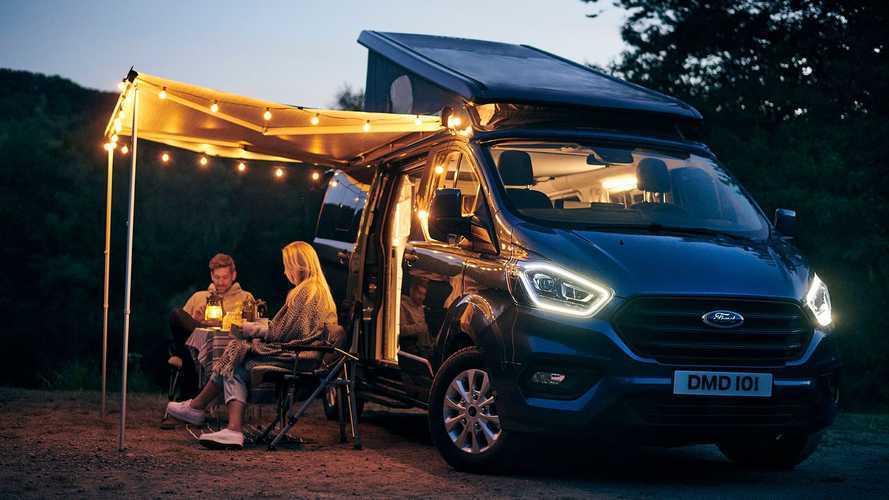 Covid-19 makes 2020 the year of the 'glampervan'