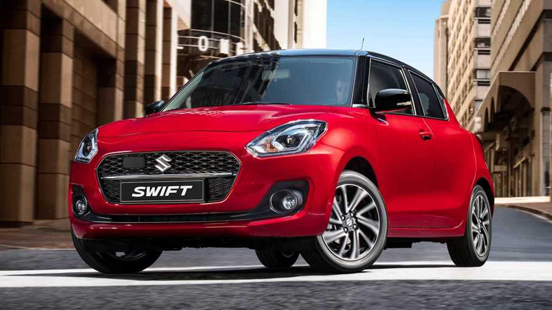 2020 Suzuki Swift Reviews