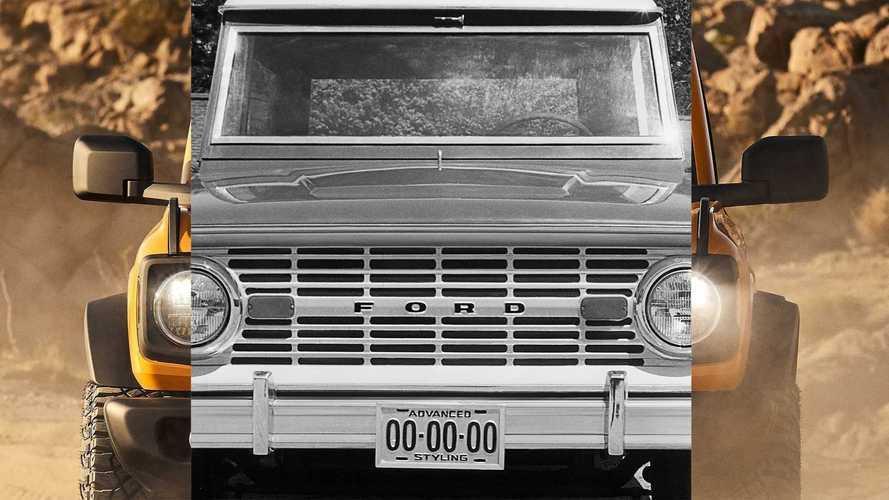 Ford Bronco  - Tout ce que l'on sait déjà !