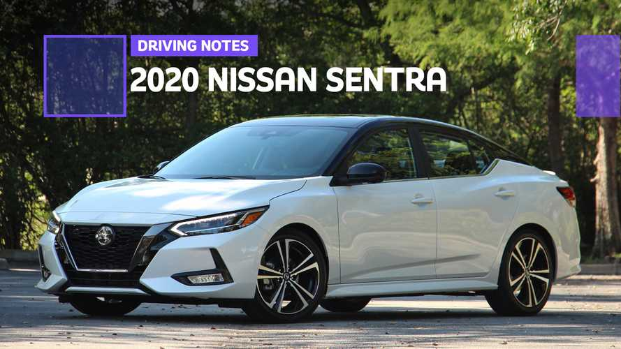 2020 Nissan Sentra Driving Notes: Third Time's The Charm