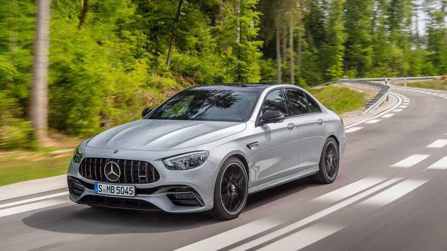 Mercedes-AMG E 63 (2020): Facelift für Limousine und Kombi
