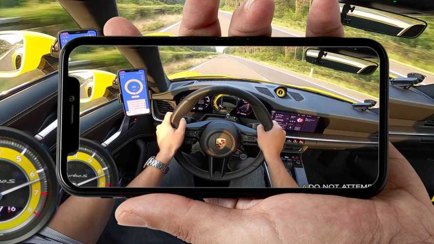 Nuova Porsche 911 Turbo S, il video in autostrada (tedesca) a 332 km/h
