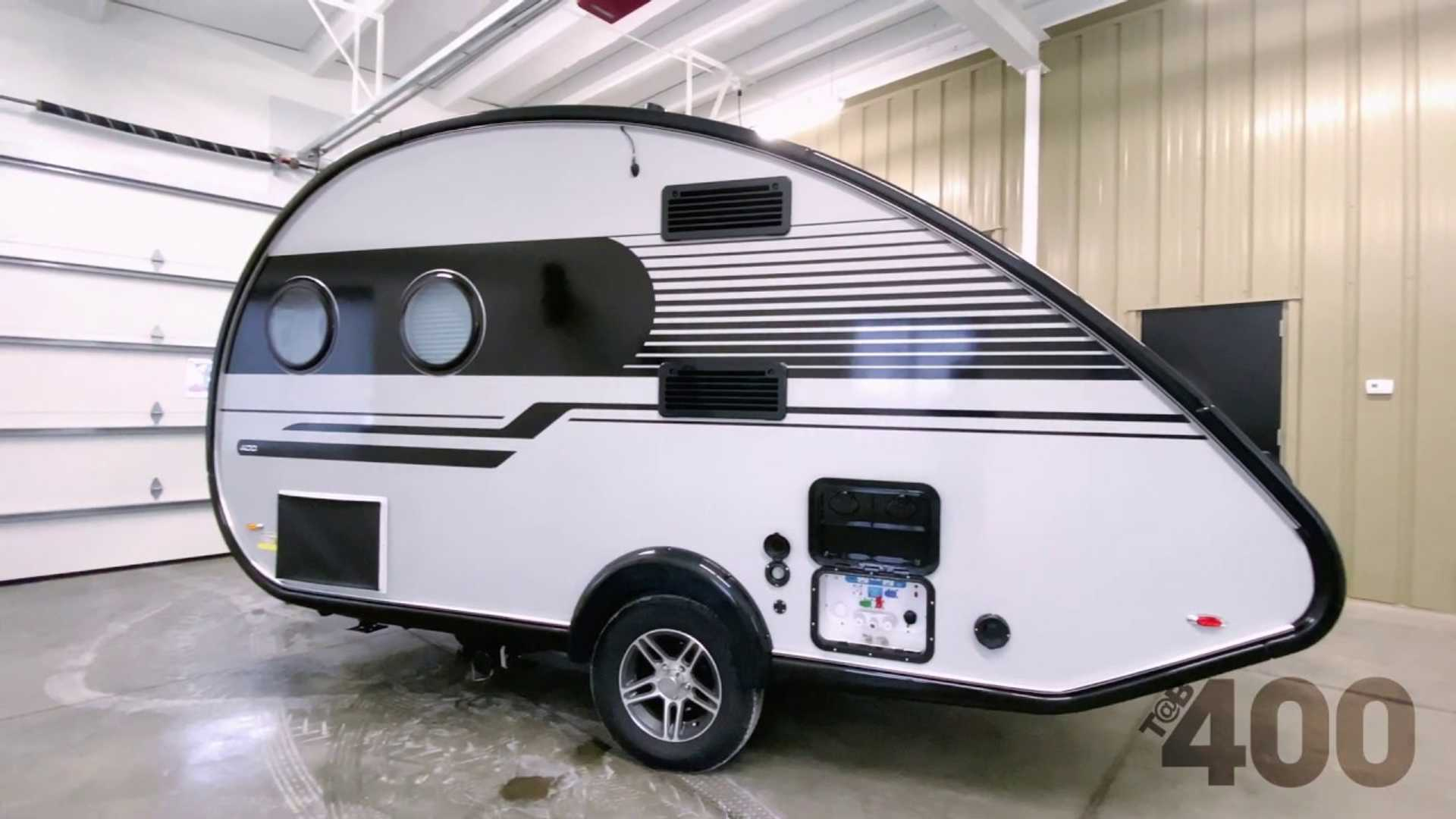 NuCamp Debuts Changes For 2021 Teardrop And Truck Campers