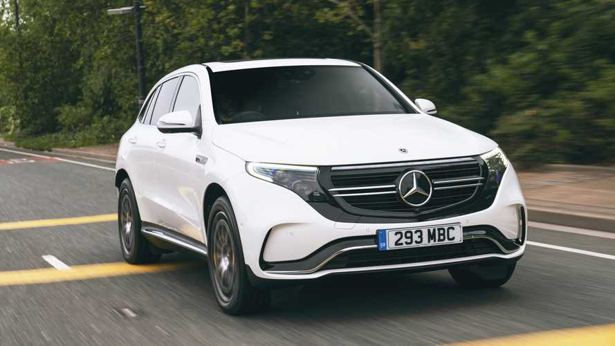 Mercedes joins UK's largest EV charging network
