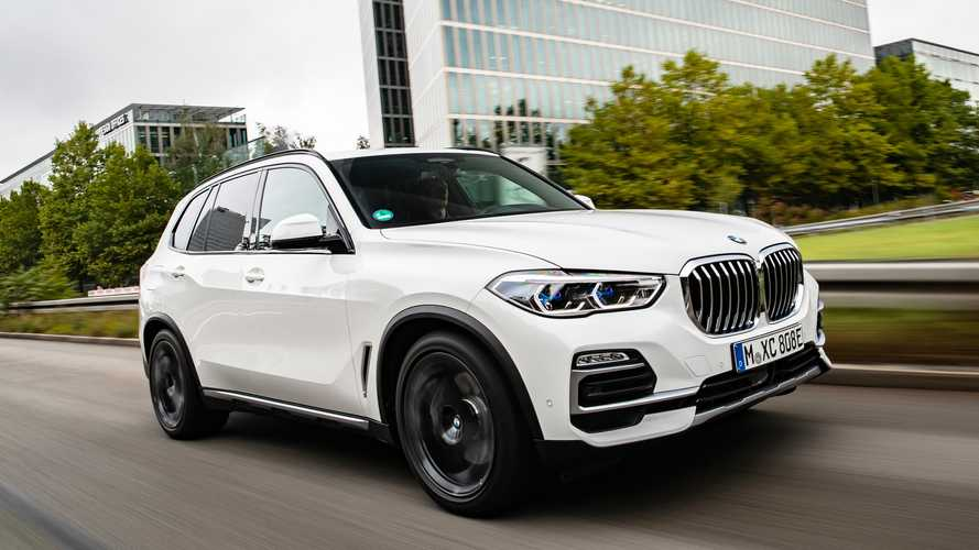 2021 BMW X5 xDrive45e PHEV Debuts: More Power, More Electric Range