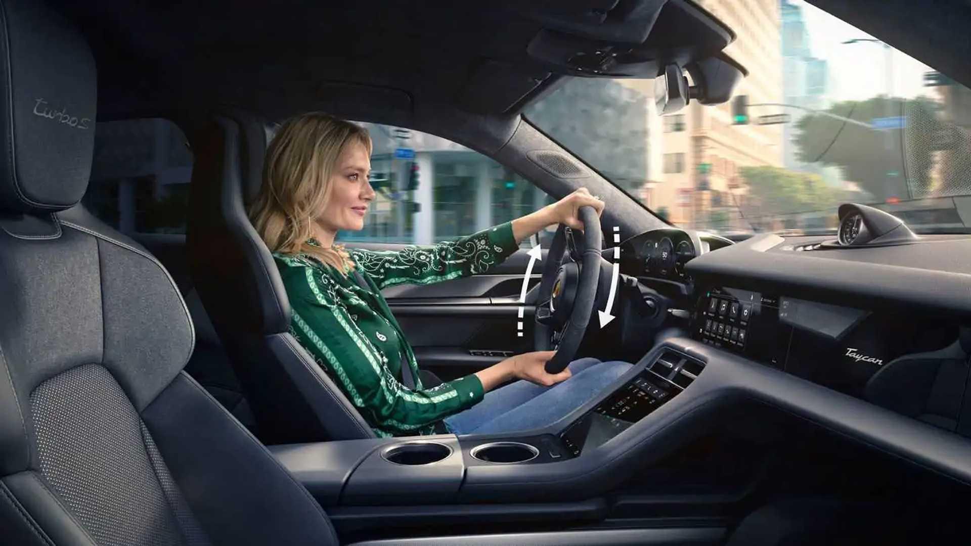 Porsche Taycan 2021 Mais Aceleracao Recarga Eficiente E Novos Itens