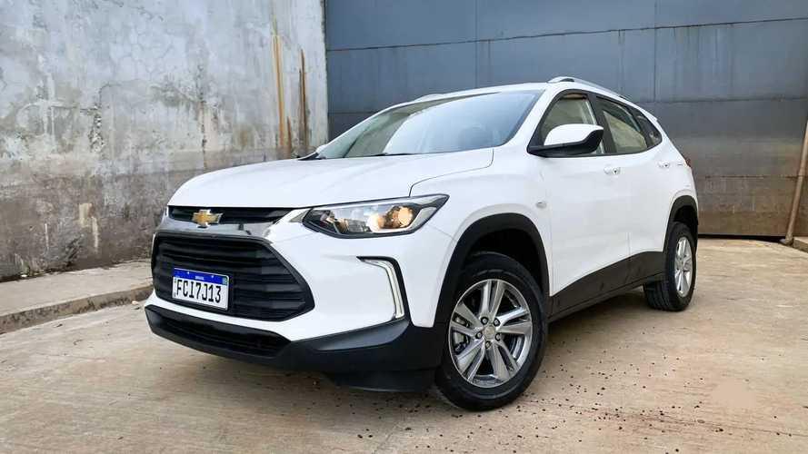 Teste - Chevrolet Tracker LT 1.0T 2021