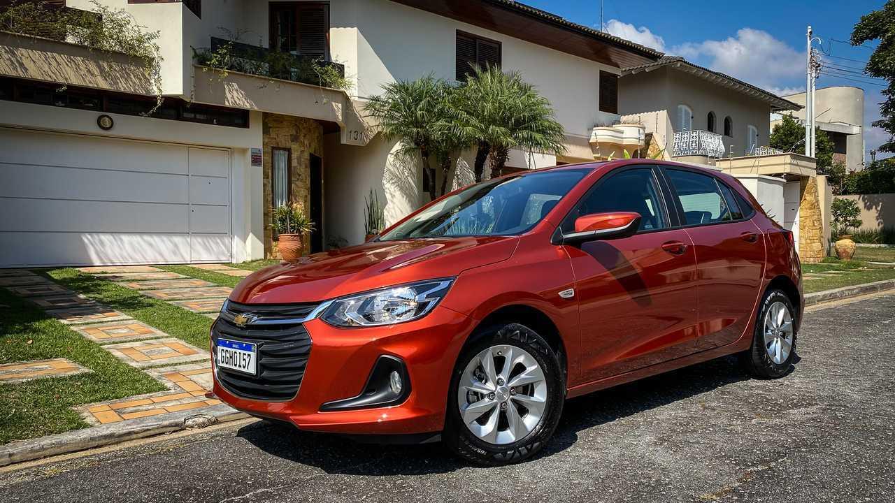 Chevrolet Onix LT 1.0 aspirado 2020