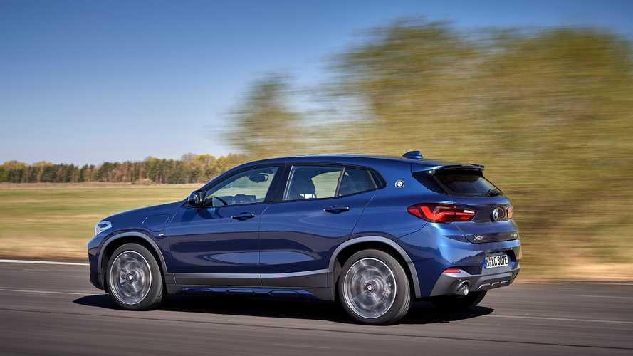El híbrido enchufable BMW X2 xDrive25e 2020, por 48.500 euros