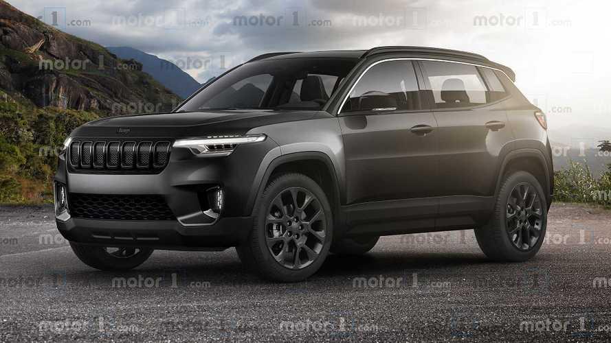 Render exclusivo: te mostramos el futuro SUV urbano de Jeep
