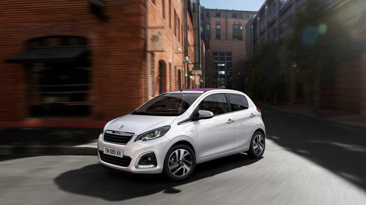 Peugeot 108 - 12 300 €