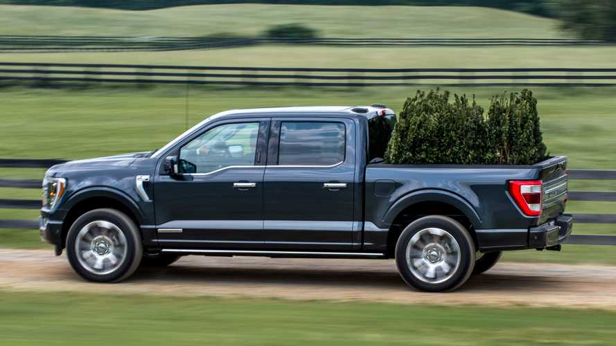 2021 Ford F-150 Could Become More Efficient Via Over The Air Update