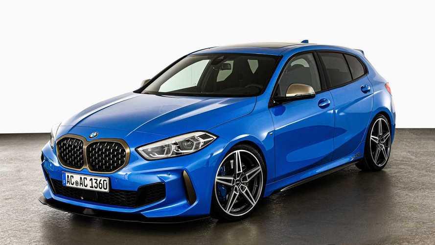 AC Schnitzer veut soigner le style de la nouvelle BMW Série 1