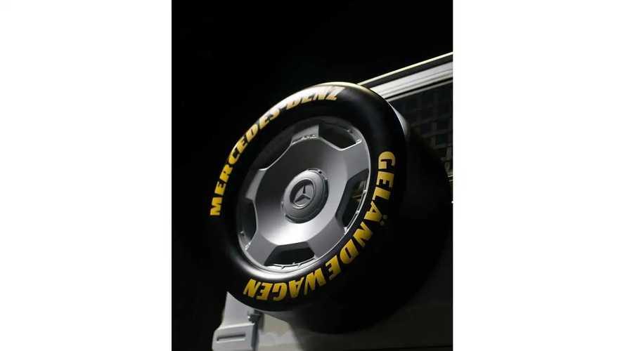 Mercedes-AMG G-Class teaser