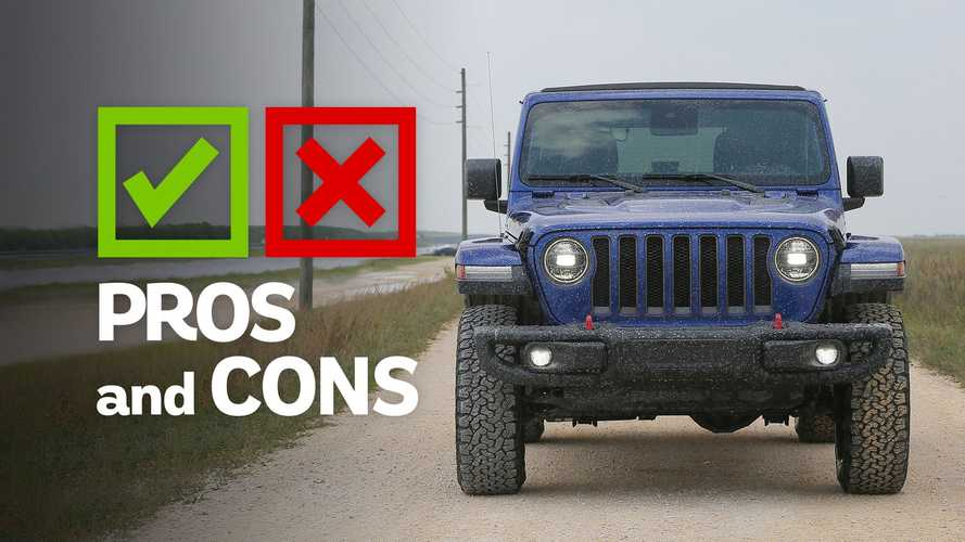 2020 Jeep Wrangler Unlimited Rubicon: Pros And Cons