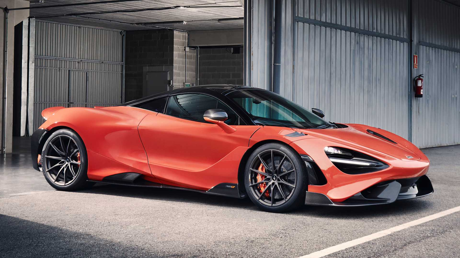 McLaren Getting $185.7M In Funding From Bahrain Bank