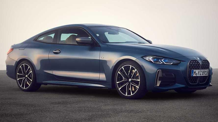 """Nuova BMW Serie 4, coupé dalla """"bocca"""" maxi e dai motori elettrificati"""