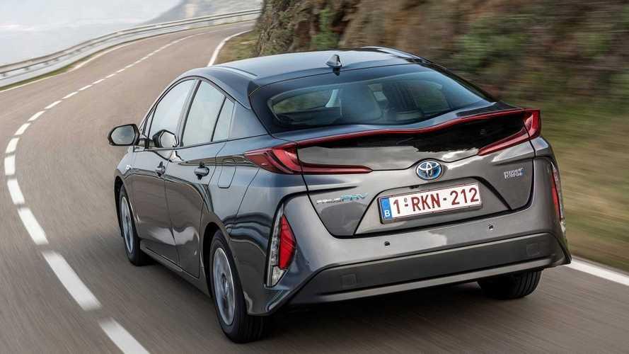 Toyota Prius Plug-In 2020