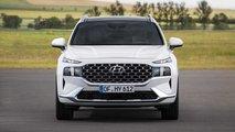 Hyundai Santa Fe (2020): Facelift und Plug-in-Hybrid