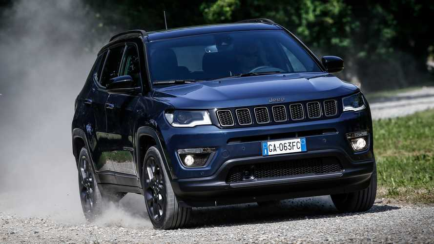 Jeep Compass 2021 (Europe)
