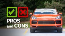 2020 Porsche Cayenne S Coupe: Pros And Cons