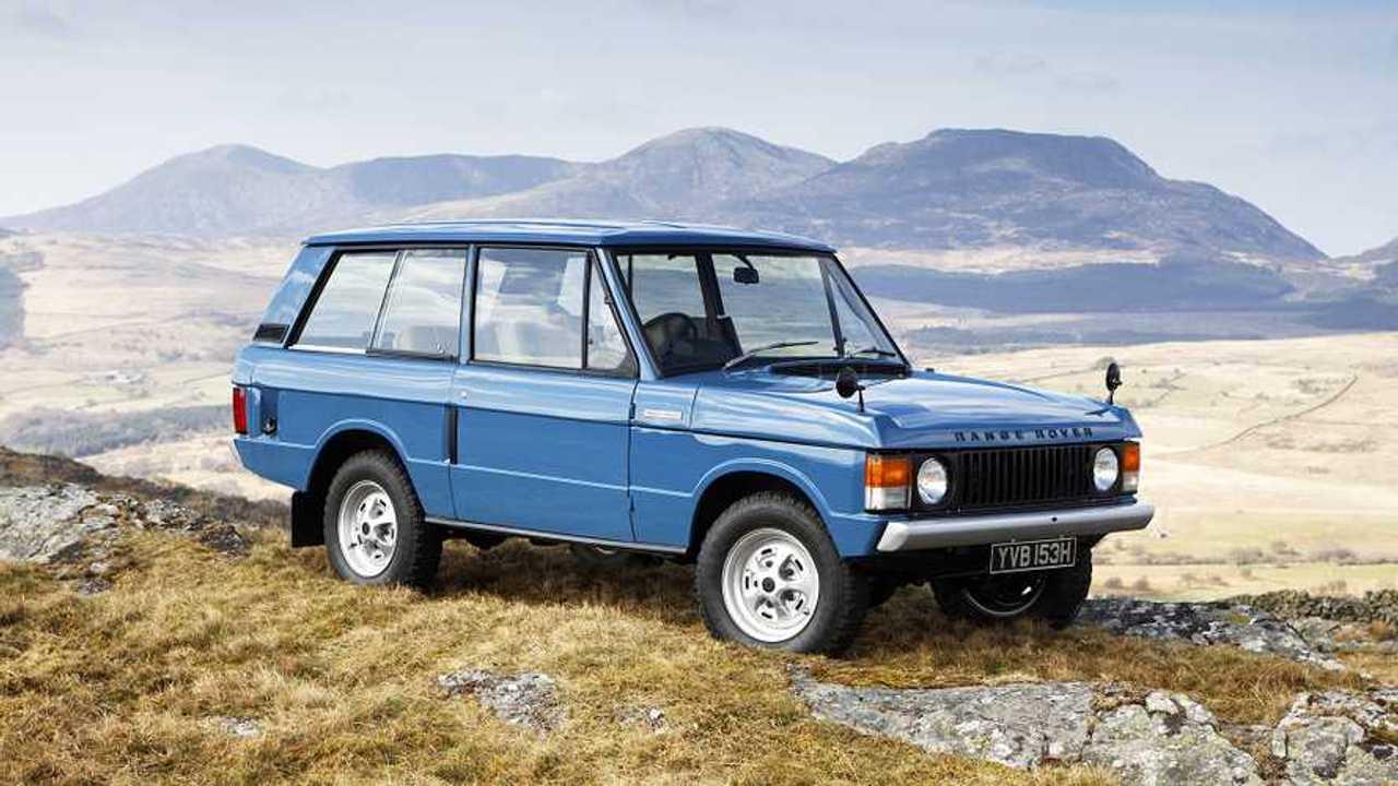 Range Rover prima generazione