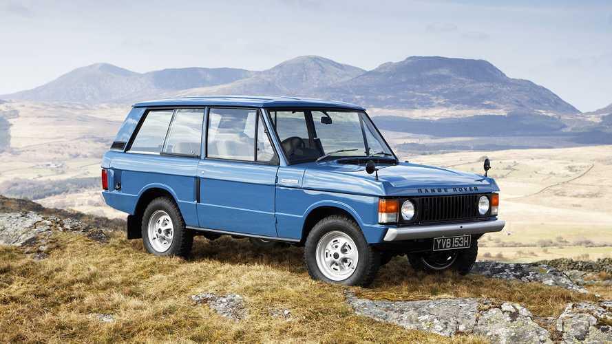 Range Rover, storia di una regina che sa andare ovunque