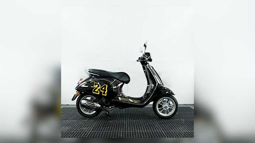 Custom Mamba Edition Vespa Primavera 50