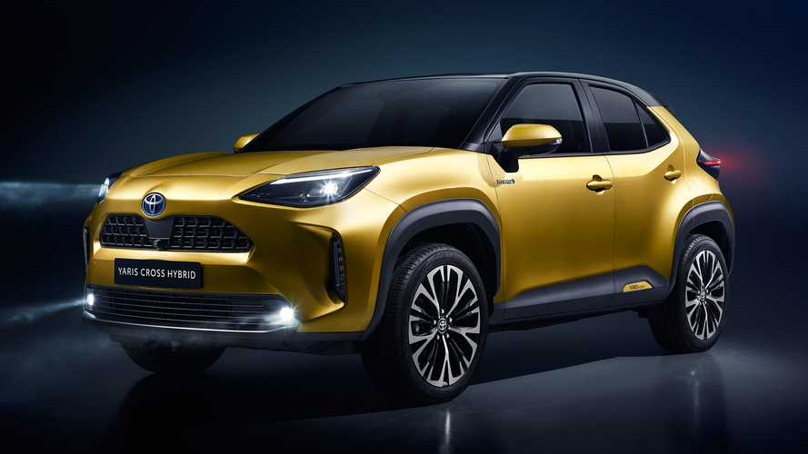 Toyota Yaris Cross rumoured to spawn Lexus BX version in 2023