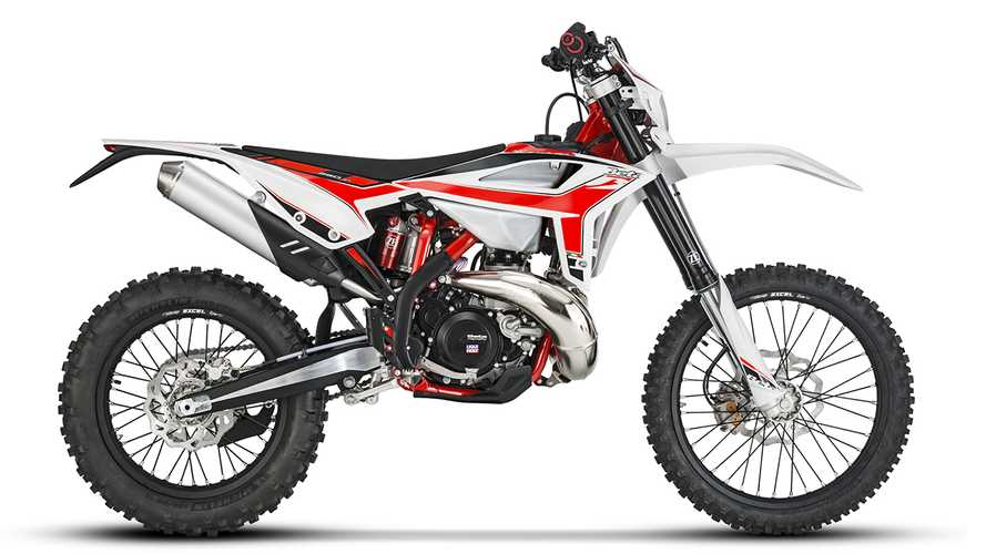 Beta Motorcycles Introduces Its 2021 Two-Stroke RR Enduro Lineup