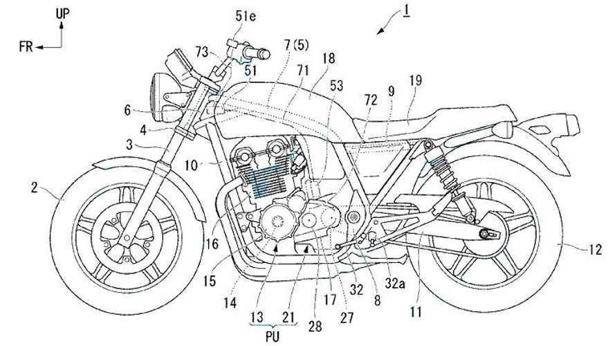 Honda brevetta un nuovo cambio semi-automatico