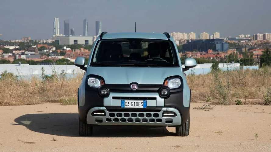 Fiat Panda Cross Hybrid Launch Edition prueba