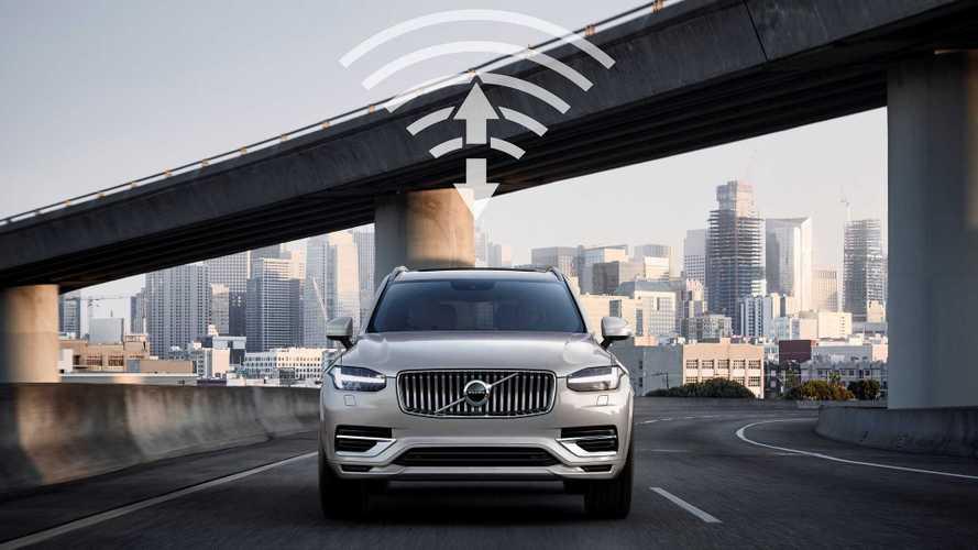 Volvo con Google per le auto a guida autonoma