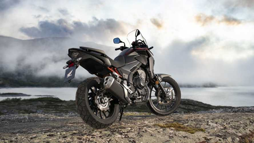 Lightweight Adventurer: Honda CB400X Unveiled