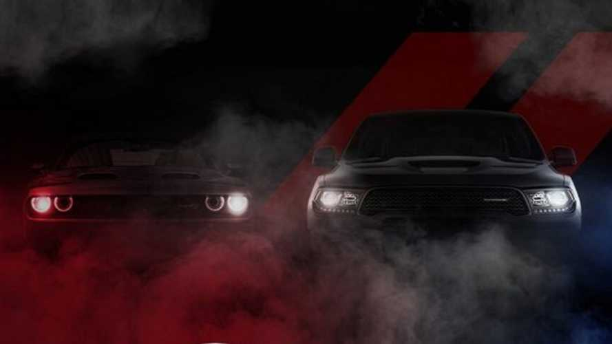 2021 Dodge Lineup Teased With US Anthem Played By Hemi Engines