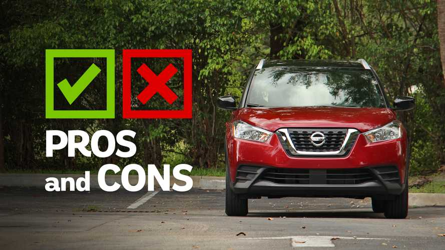 2020 Nissan Kicks SV: Pros And Cons