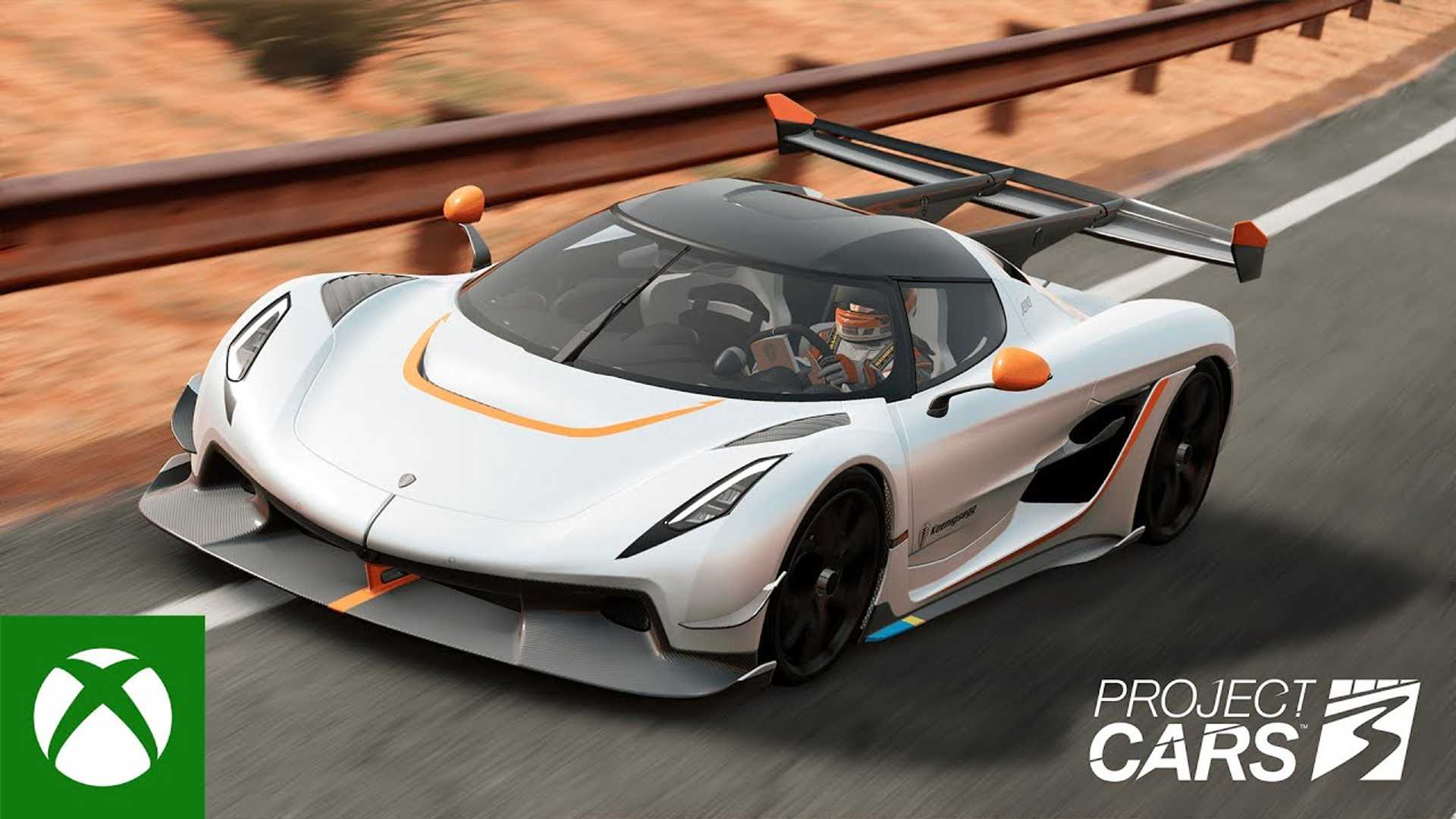 Koenigsegg Jesko And Porsche 935 Featured In Project Cars 3 Trailer