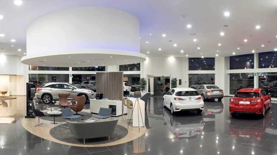 Crecen las ventas de coches en Europa, aún lejos de las de 2019