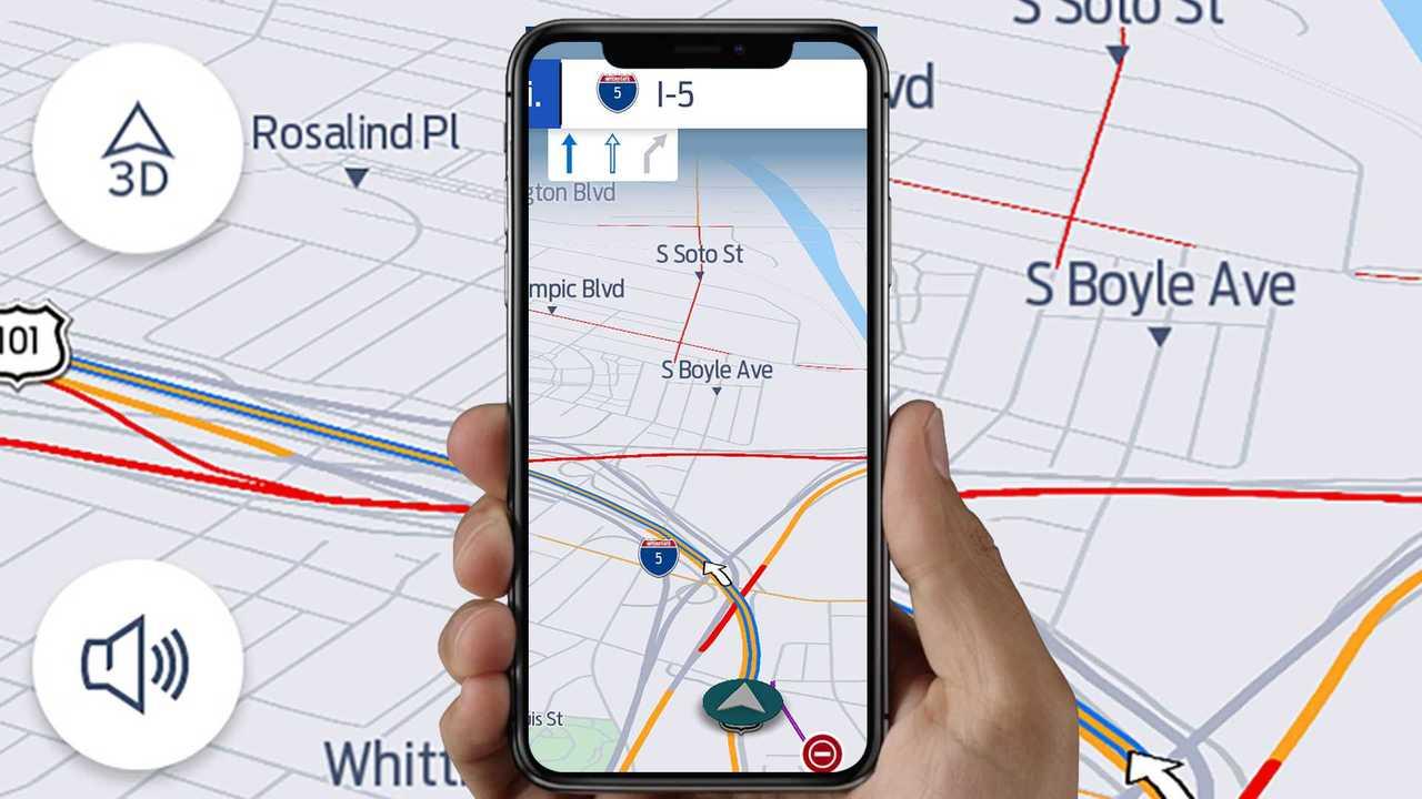 Ford e TomTom, ecco il navigatore in grado di prevedere il traffico