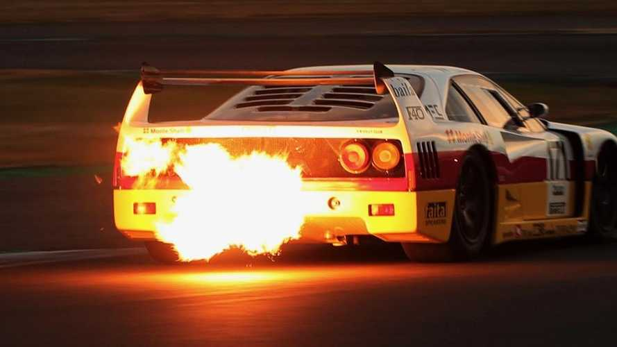 Top 10 cars of Silverstone Classic 2018