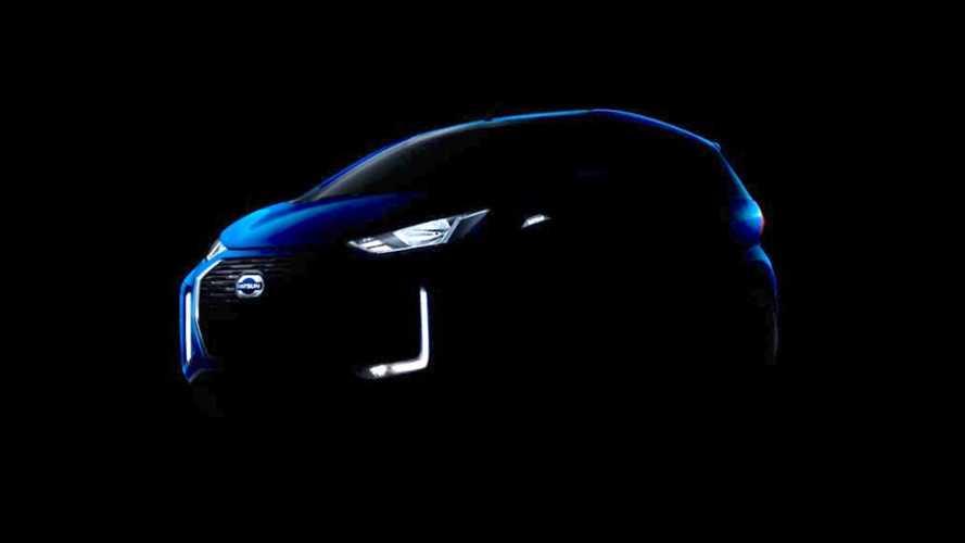 Datsun Redi-GO: primo do Kwid antecipa novo visual em teaser