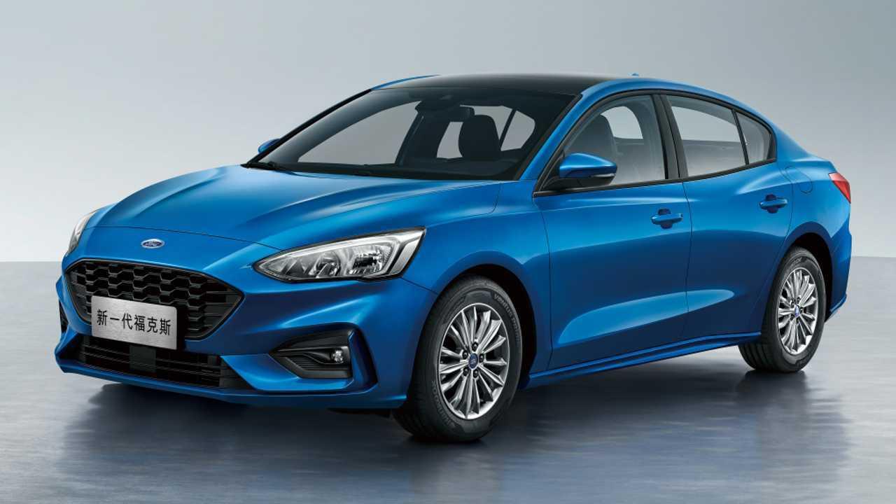 Ford Focus / «Лиса нового поколения»