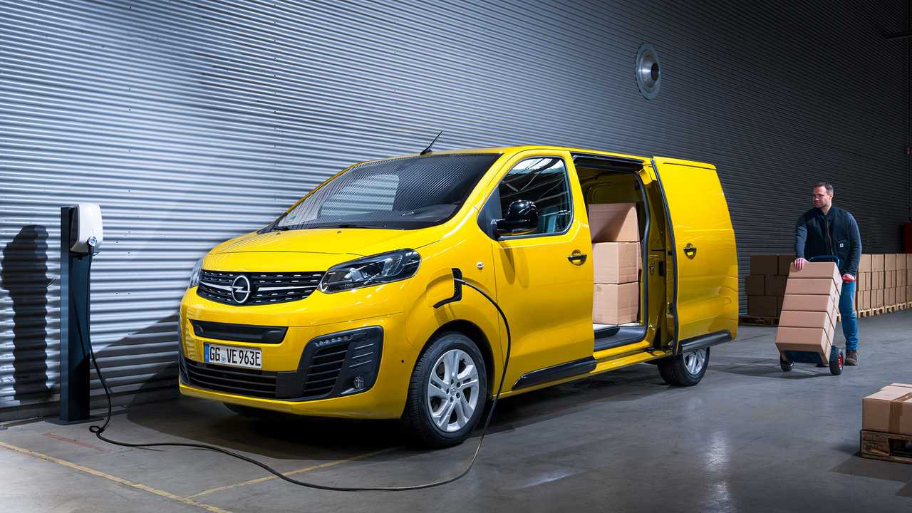 Opel launching hydrogen-powered van this year