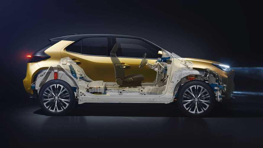 Toyota Yaris Cross, perché è il SUV 4x4 più efficiente di tutti